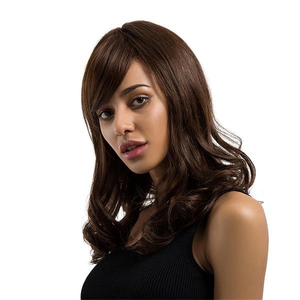 Kroppsvev Menneskehår Human Hair Parykker