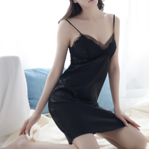 Nylon Femminile Set lingerie