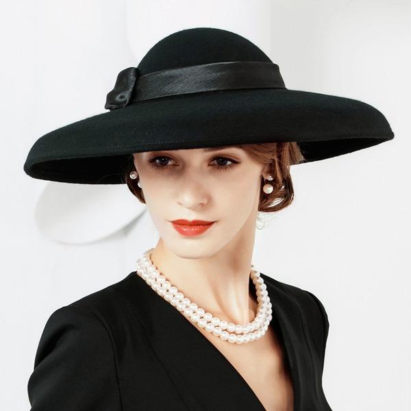 Dames Mode Coton avec Bowknot Disquettes Chapeau