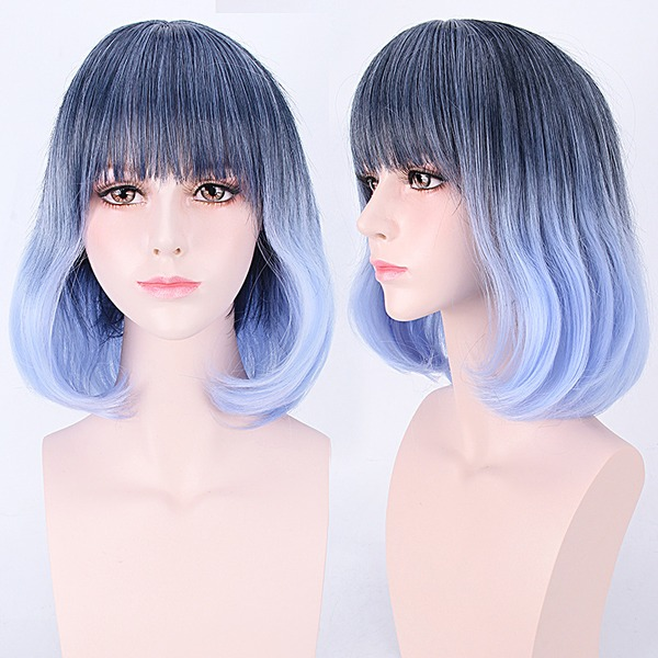 Loose Wavy Synthetic Hair Capless Wigs Cosplay/Trendy Wigs 200g
