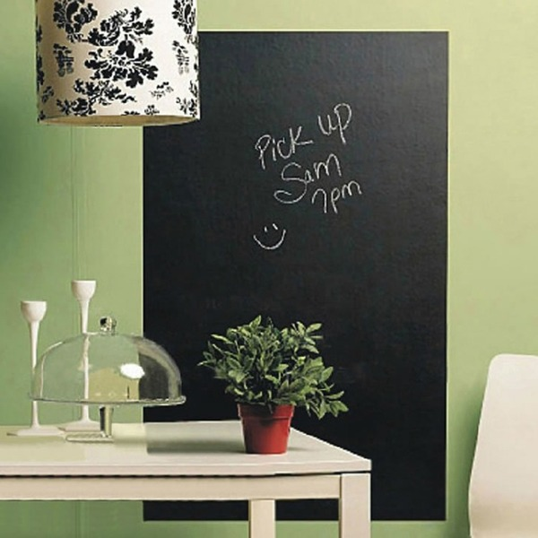 Blackboard  Record Printed Wall Sticker (Sold in a single piece)