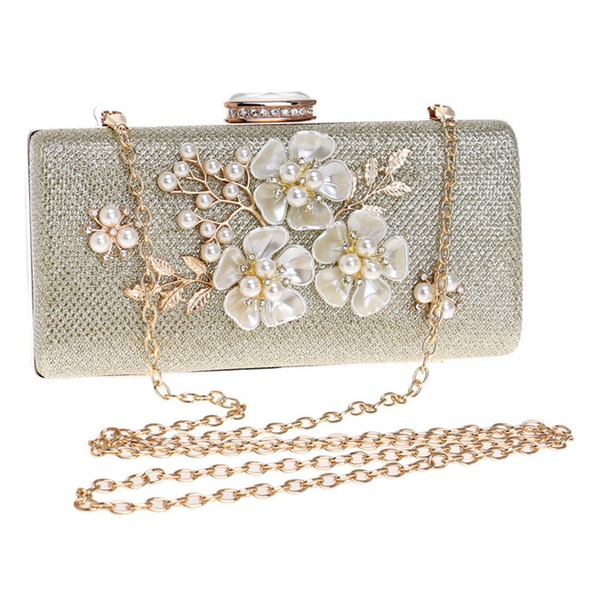Attractive Alloy Clutches