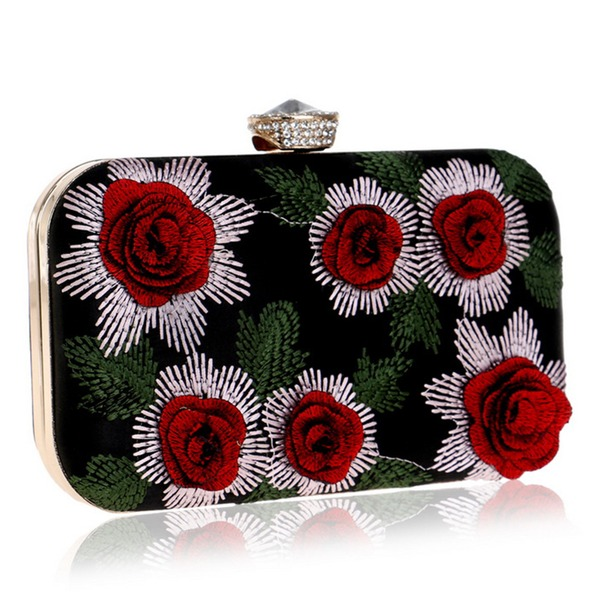 Charming Polyester Clutches