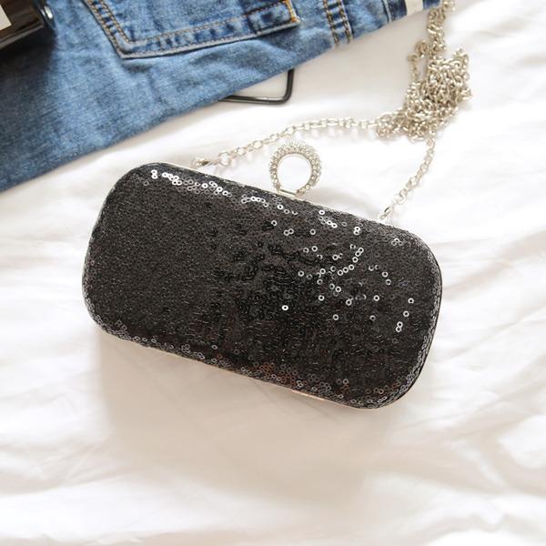 Dantel/Pul Pençe/Omuz çantası