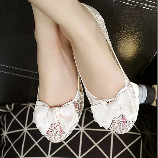Women's Lace Flat Heel