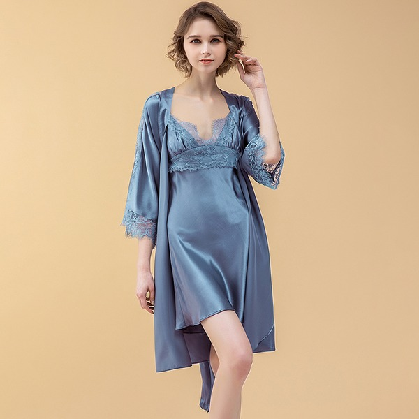 polyester Charmen Brud/Feminin Nattkläder