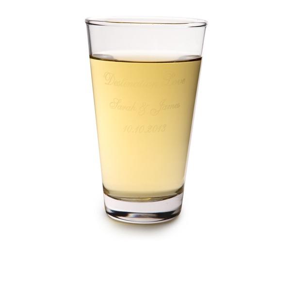 Persoonlijke Eenvoudig Glas Beker