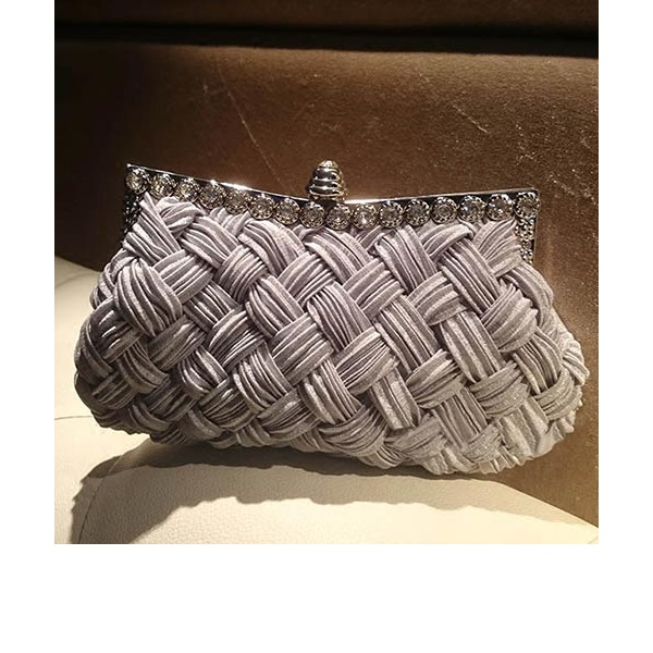 Charming Crystal/ Rhinestone Clutches/Wristlets/Fashion Handbags