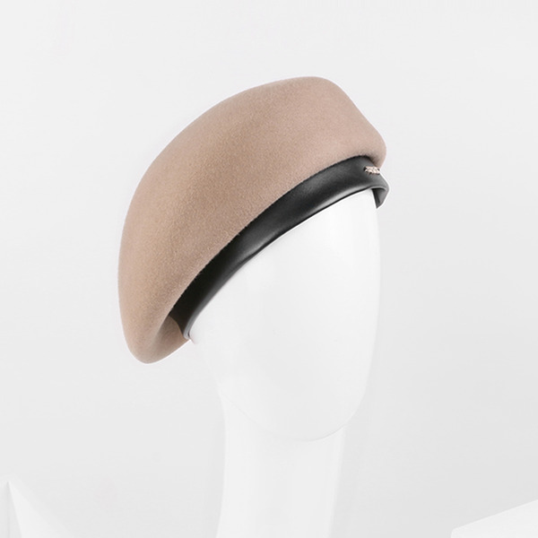 Signore Affascinante/Elegante/Piuttosto Lana Basco Cappello