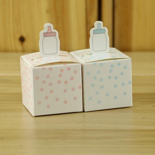 Cubic papir Yndlingsæsker (Sæt af 100)