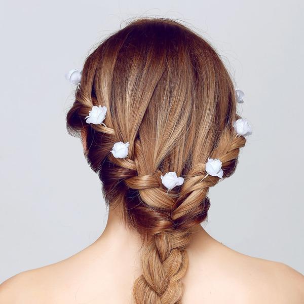 Lindo Liga/Tecido Grampos de cabelo (Conjunto de 3)