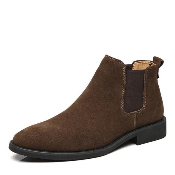 Мужская замша челси вскользь Men's Boots