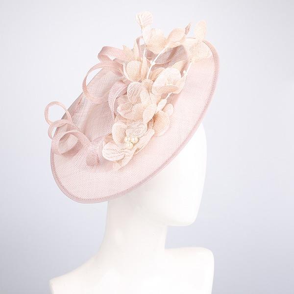 Ladies' Handmade/Romantic Cambric Fascinators/Kentucky Derby Hats