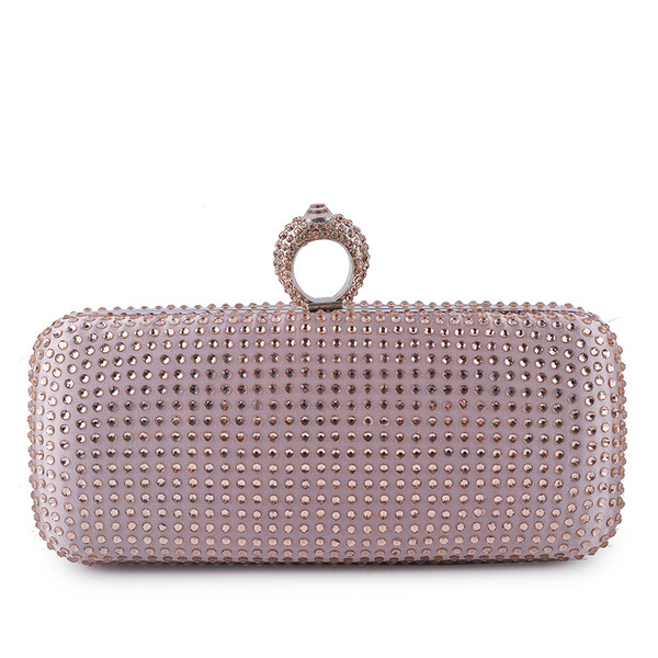 Elegant/Gorgeous/Pretty Silk Clutches/Satchel/Evening Bags