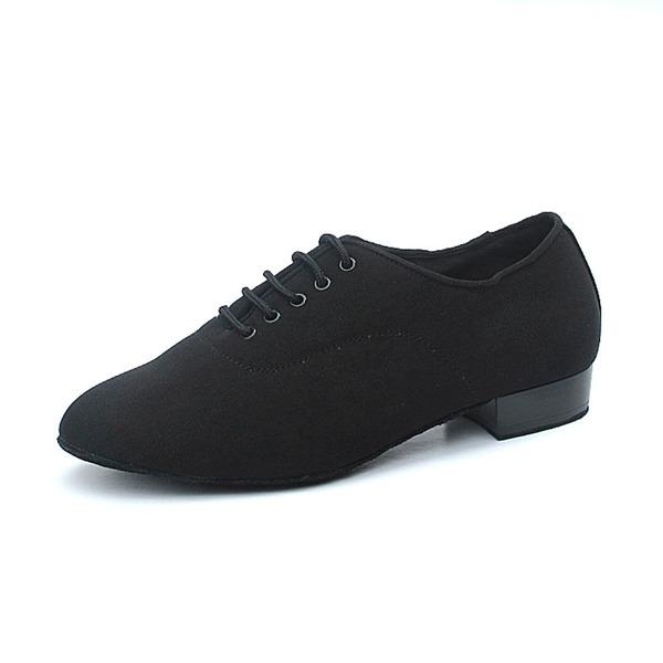 Hommes Toile Chaussures plates Salle de bal Pratique Chaussures de danse
