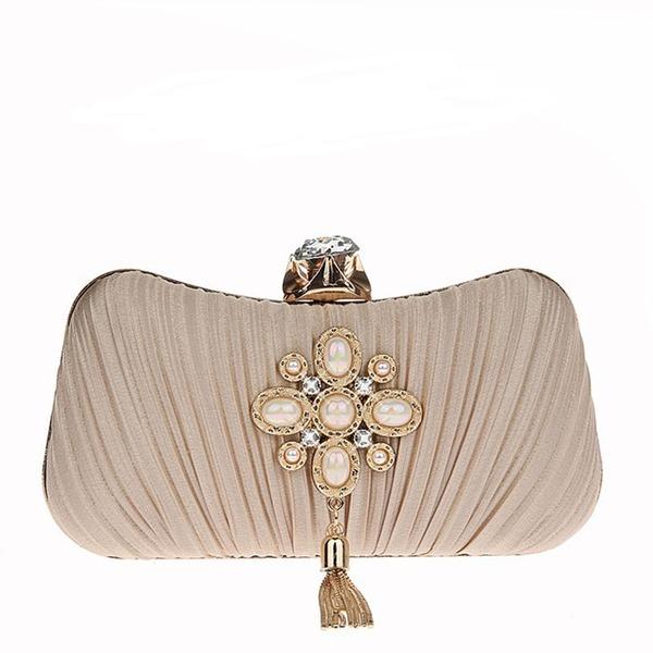 Elegant Beading Clutches/Wristlets/Satchel/Bridal Purse/Fashion Handbags/Makeup Bags/Luxury Clutches