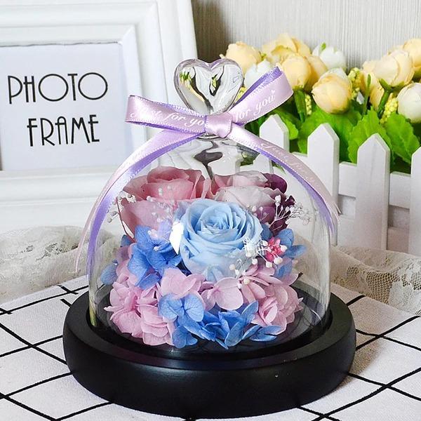 Vackra Och Flera-färg Siden blomma Konstgjorda Blommor