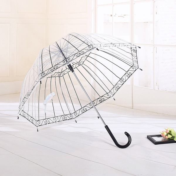 Pvc Bryllup Paraplyer