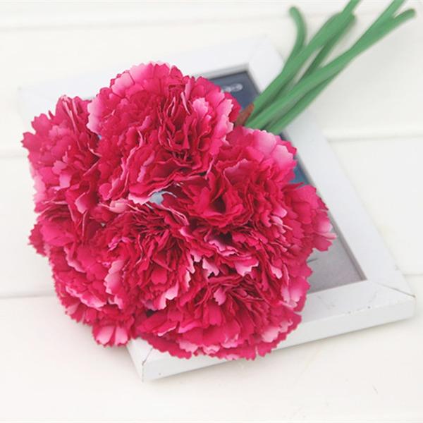 Romantique Cascade Soie artificielle Bouquets de mariée/Bouquets de demoiselle d'honneur/Fleurs à la Tableau de Mariage -