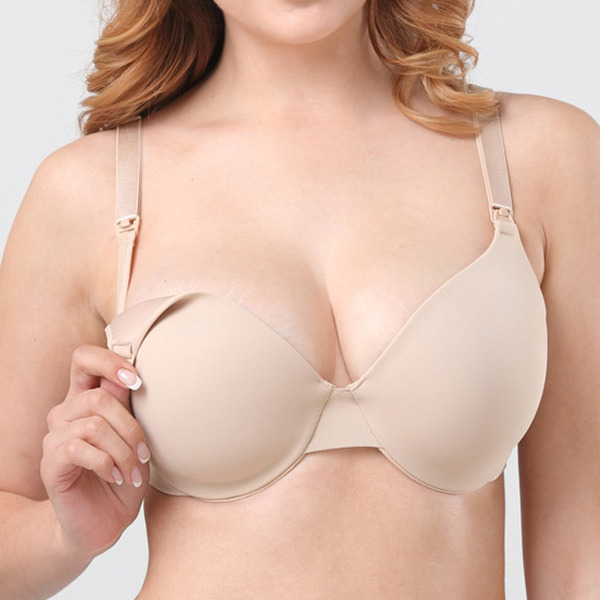 Elegant Cotton Underwire Bra