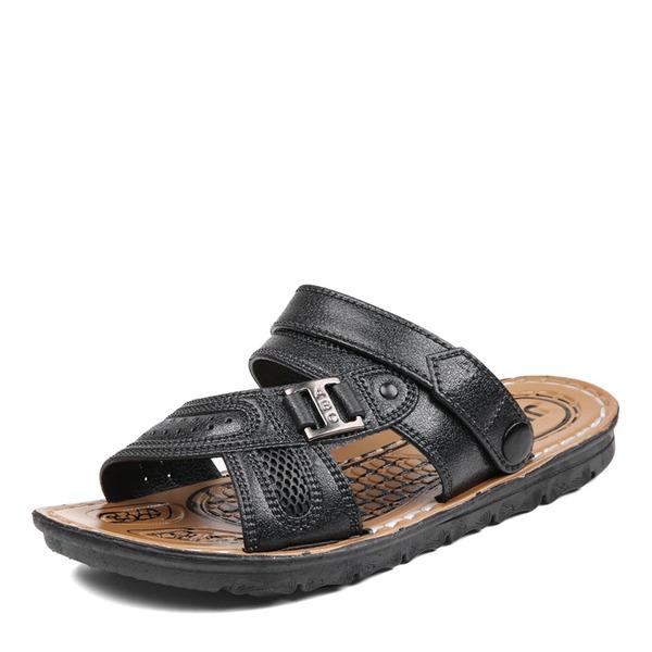 Men's Leatherette Casual Men's Sandals