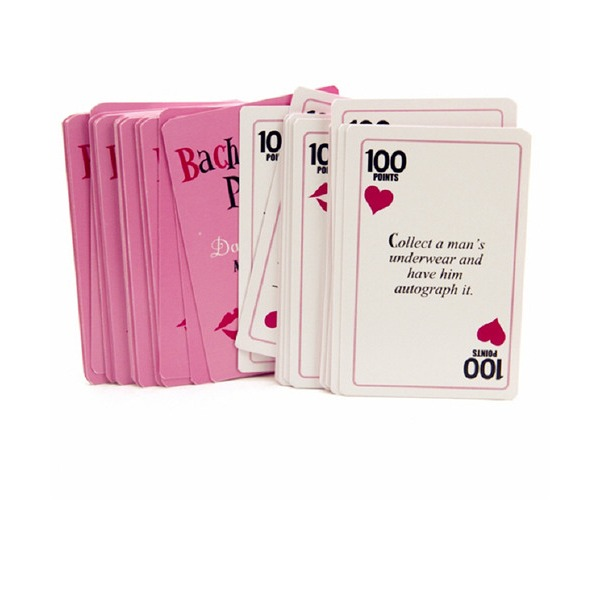 Bachelorette Dare to Do It Card Game includes a deck of dares (Sold in a single piece)