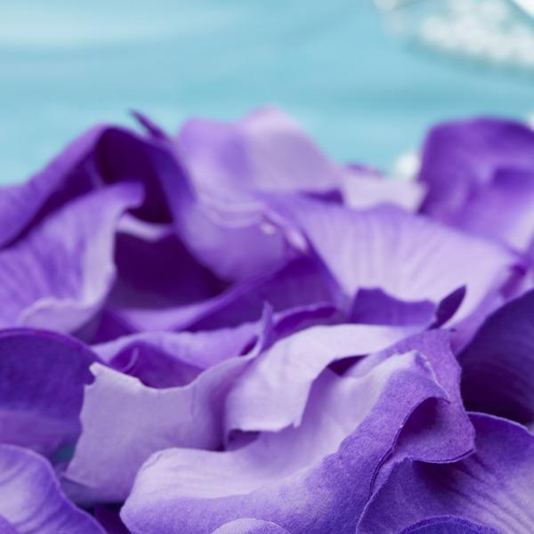 Purple Rose Petals (Set of 5 packs)