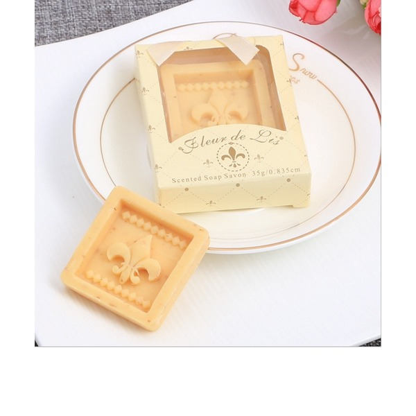 Classic/Lovely Square Soaps (Sold in a single)