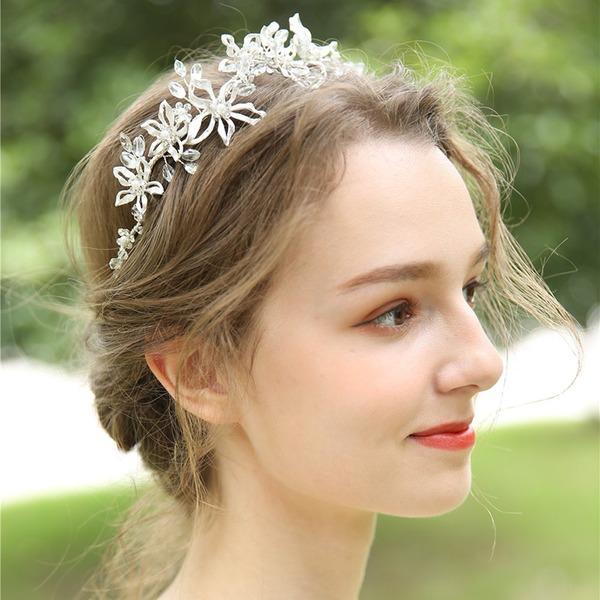Abbigliamento donna Bella Cristallo/Strass/lega/Di faux perla Fasce con Strass/Cristallo (Venduto in un unico pezzo)