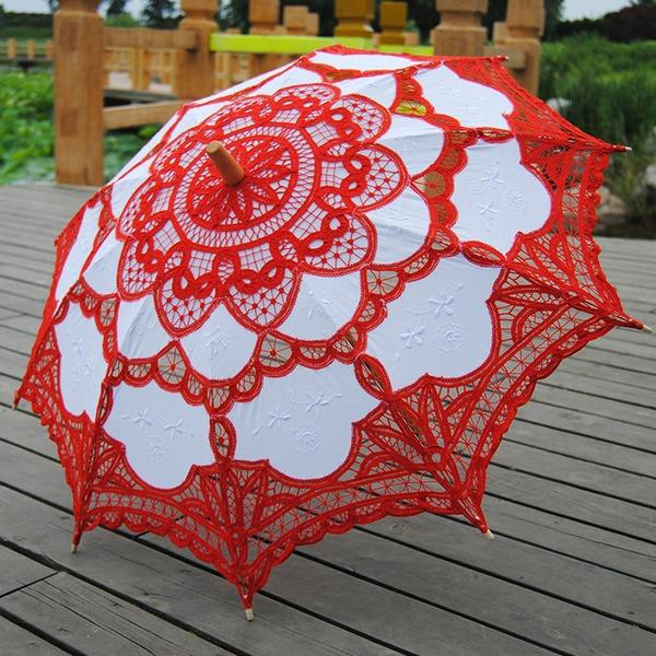 Кружева Свадебные зонты