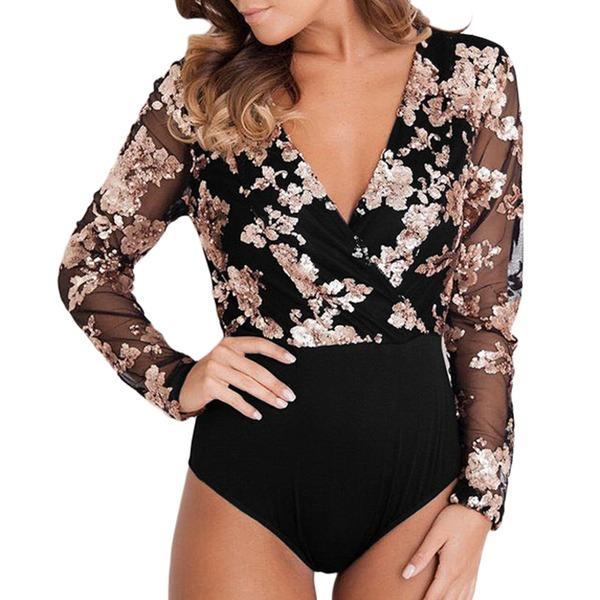 Polyester/tayt Şık Gelin/Kadınsı Pijama mağazası/Bodysuit