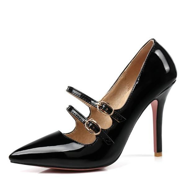 Vrouwen Kunstleer Stiletto Heel Pumps schoenen