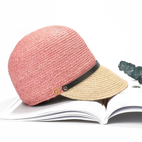 Ladies ' Móda/Speciální/Jednoduchý/Fantazie Polyester Pláž / sluneční klobouky