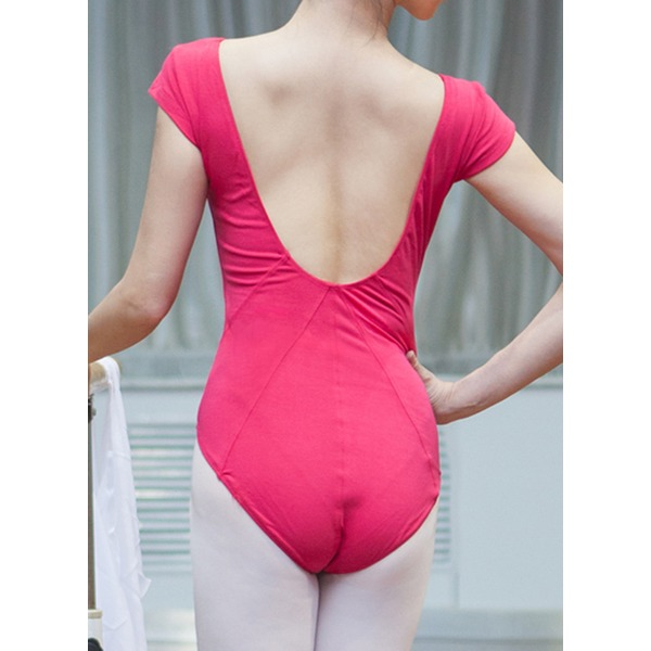 Women's Dancewear Cotton Ballet Practice Leotards