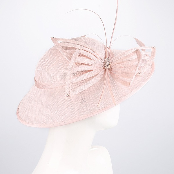 Ladies' Handmade/Hottest Cambric With Imitation Butterfly Fascinators/Kentucky Derby Hats
