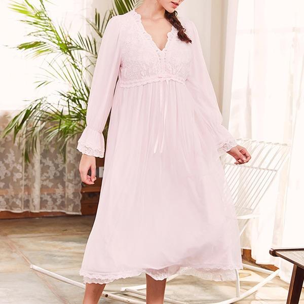 Modal Nupcial/Feminino roupa de dormir