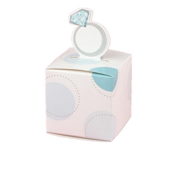 Creative/Classic/Lovely Other Card Paper Favor Boxes (Set of 12)