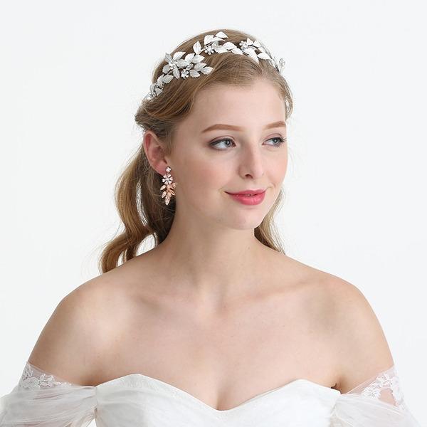 Abbigliamento donna Speciale Strass/lega/Di faux perla Fasce con Strass/Perla Veneziano (Venduto in un unico pezzo)