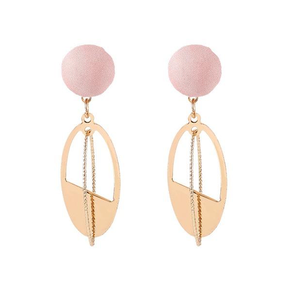 Nizza Legierung Frauen Art-Ohrringe