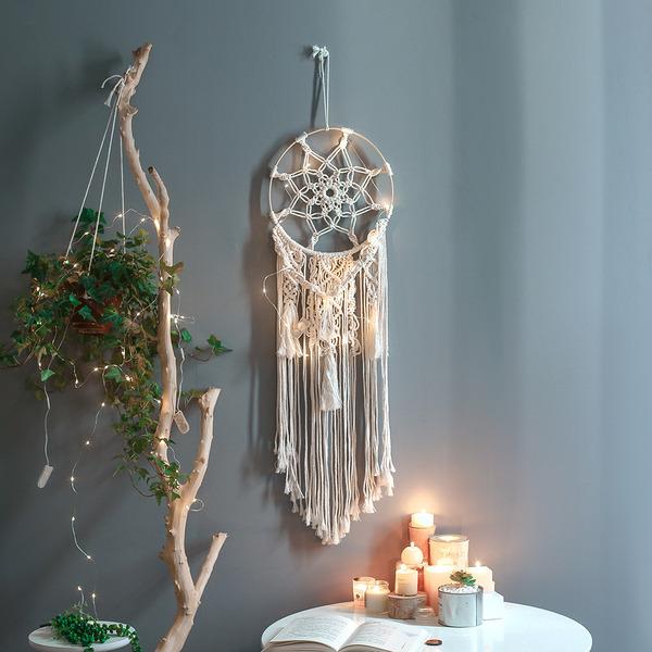 Casual Algodón Decoración del hogar (Sold in a single piece)