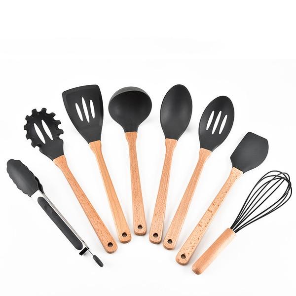 klasický silikon kuchyně a jídelny (Sada 8ks)
