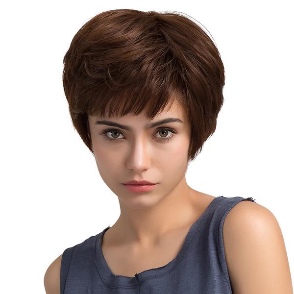 Menneskehår Human Hair Parykker