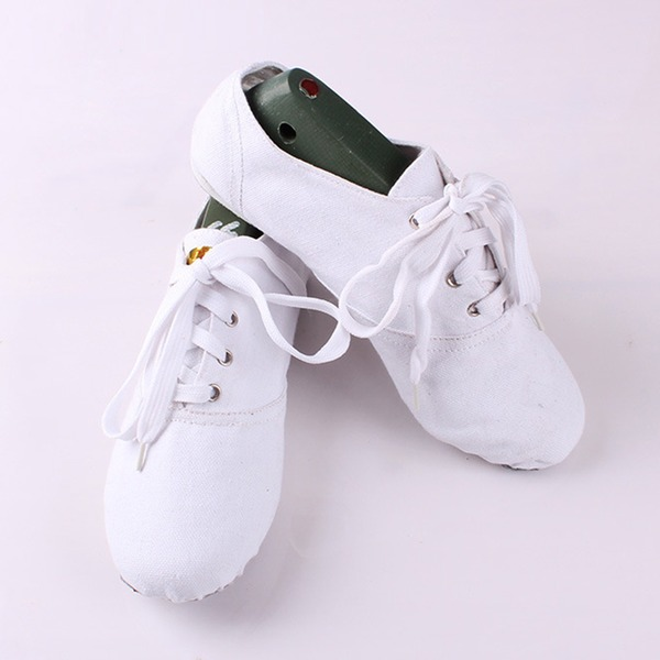 Mulheres Lona Balé Jazz Sapatos de dança