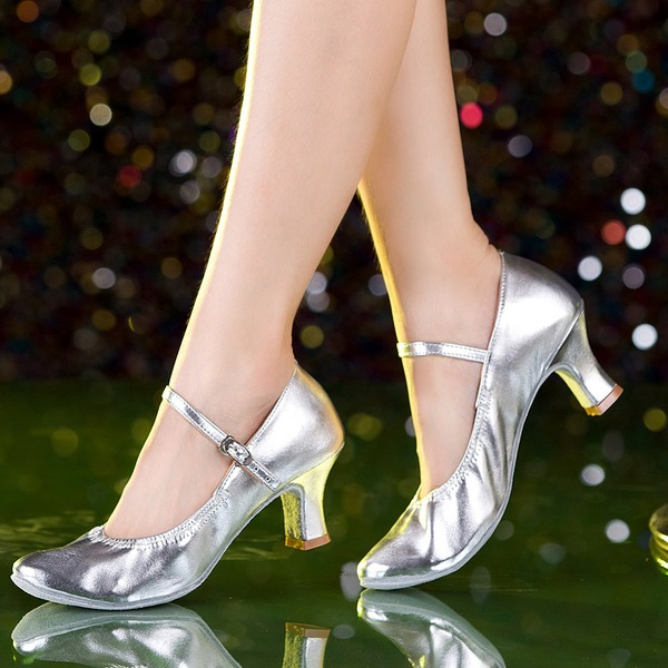 Women's Leatherette Heels Character Shoes Dance Shoes