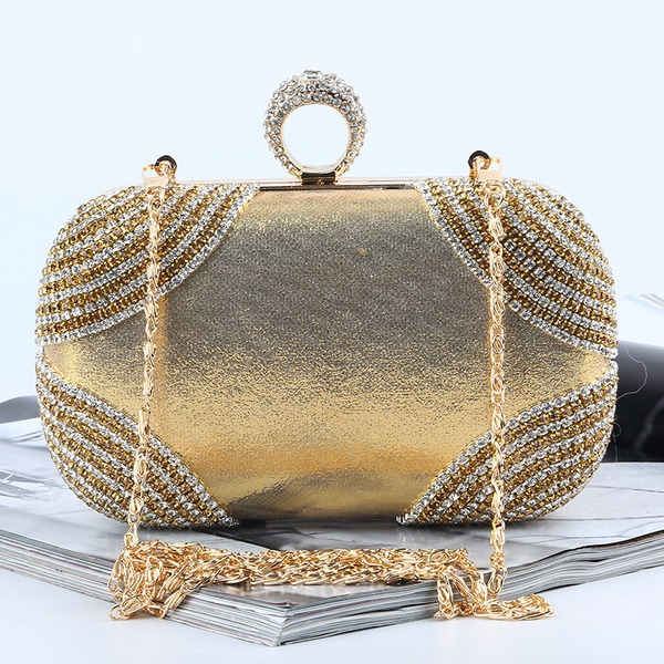 Fashional Crystal/ Rhinestone Clutches/Satchel