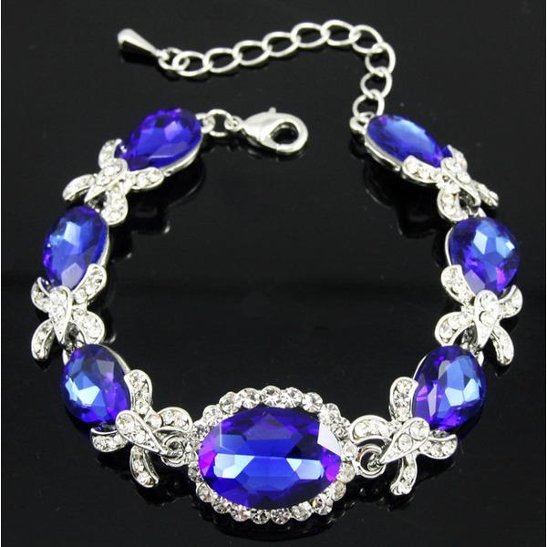 Vackra Och Legering Damer' Mode Armband