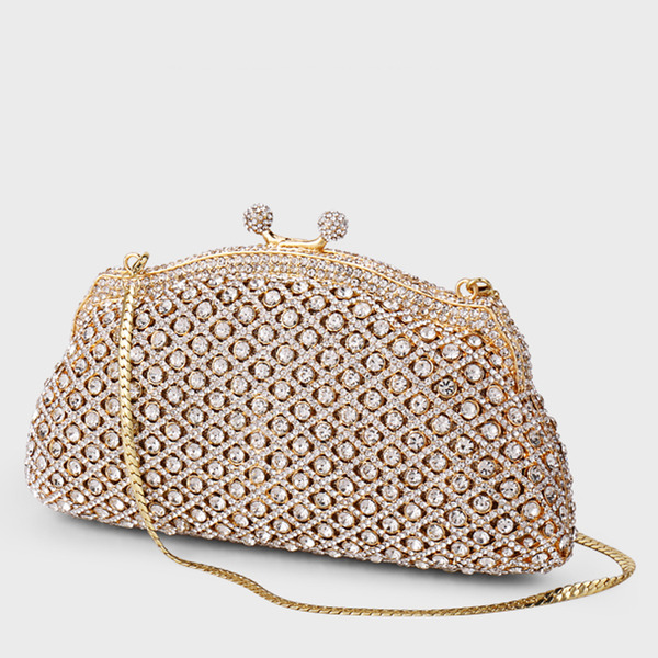 Elegant/Gorgeous/Refined Alloy Clutches/Wristlets/Bridal Purse/Evening Bags
