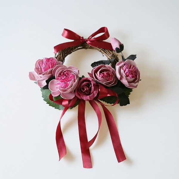 Klassische Art/Nizza Schön/Schöne/Rund Künstliche Blumen Hochzeits Dekoration