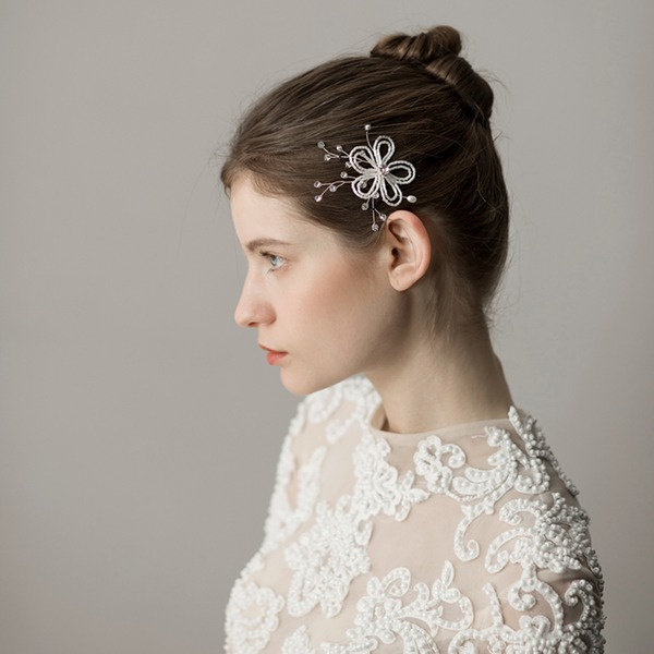 Magnifique Plastique épingles à cheveux (Vendu dans une seule pièce)