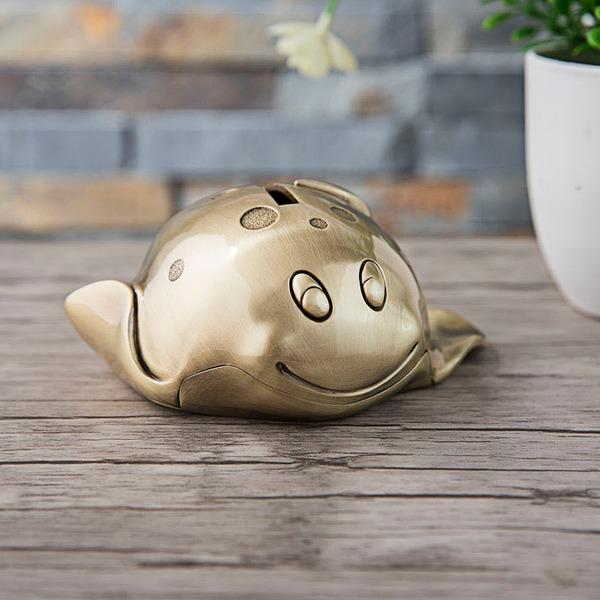 милое животное В форме животных Олово сплав копилку (Продано в одном)
